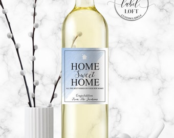 New Home Housewarming Gift, Realtor Gift, First Home Gift, New Home Gift, Home Sweet Home, Housewarming Gift Basket, Realtor Closing Gift