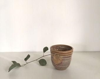 Handmade Ceramic Tealight Holder