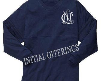 NCL (National Charity League) Spirit Jersey - Navy Blue