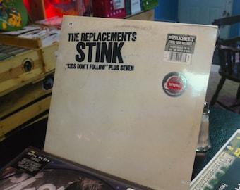 "The Replacements ""Stink"" Vinyl Record Vinyl Album Record Album LP"