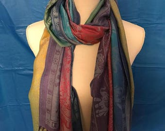 Scarf Purple, Pashmina, NEW Scarf for women, Fashion Accessories