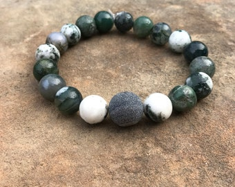 Earth Tones Bracelet