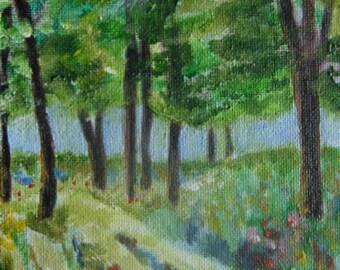 Woodland Walk (Print)