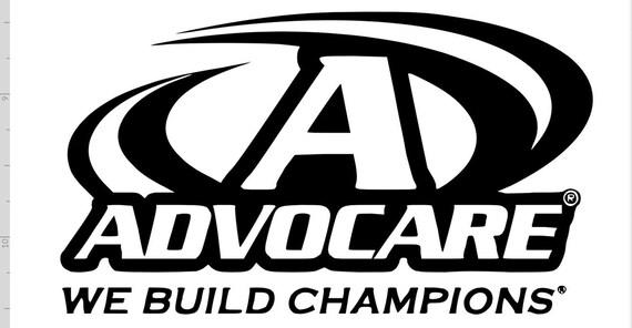 Advocare Decal - Advocare car decal stickers