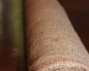 "Burlapper burlap fabric roll, 40"" x 10 yards"