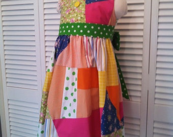 My Patchwork Dress