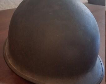 WW2 USN M1 Helmet