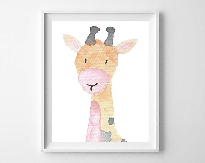 Nursery Decor, Nursery Wall Art, Woodland Nursery, Baby Shower Gift, Nursery Art, Woodland Animals, Instant Download, Wall Art, Easter Print