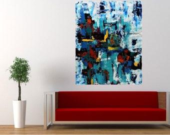 Color Theory by Citizen Studios original artwork home decor abstract contemporary modern artwork prints