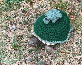 Hitchhiker Turtle Topper Tortoise Cozy