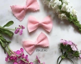 Zigzag Brave Bow