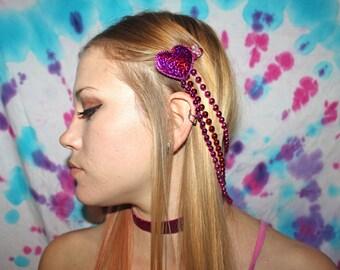 Valentine headpiece