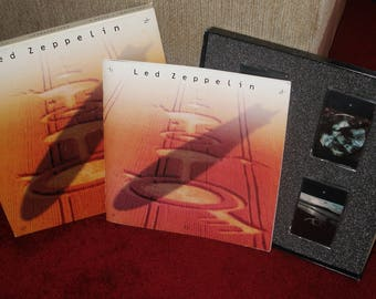 LED ZEPPLIN BOXED 4 Cassette Set with Booklet