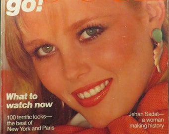 Vogue Magazine January 1980
