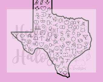 Brands of Texas