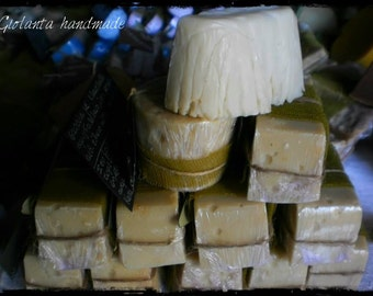100% natural olive soap from Greece