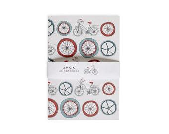 Jack The Bike A6 Notebook