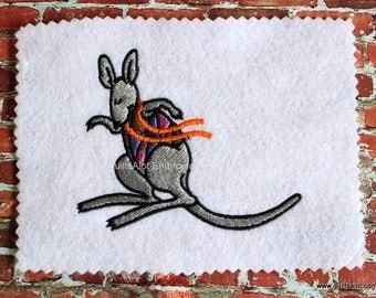 Machine Embroidery Kanga Sewing