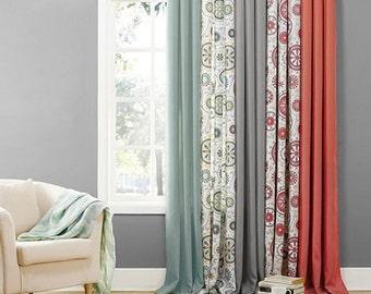 Custom Drape Lined Curtain Panels *Labor Only