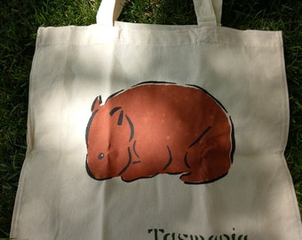 Womat tote bag