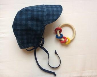 Baby bonnet Cap Navy