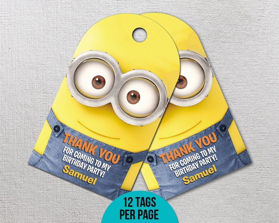 Minion Gift Basket On Storenvy