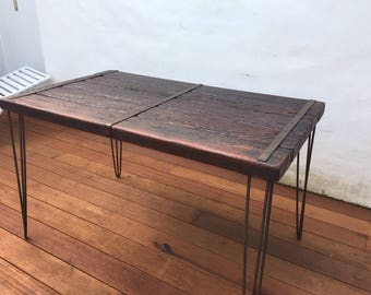 Dining Table - Reclaimed Hardwood
