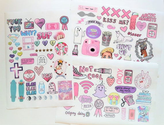 Tumblr Planner Stickers – HD Wallpapers