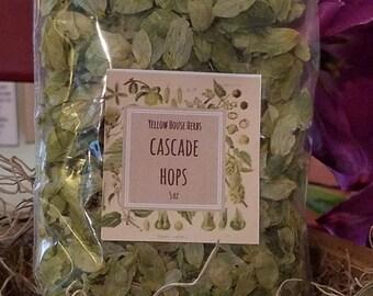Cascade Hops - Dry Herb