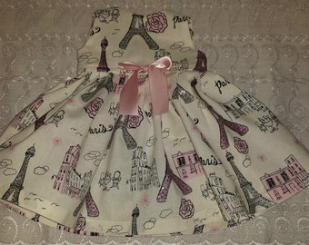 """American Girl Paris in the Spring ... dress for 18"""" doll"""