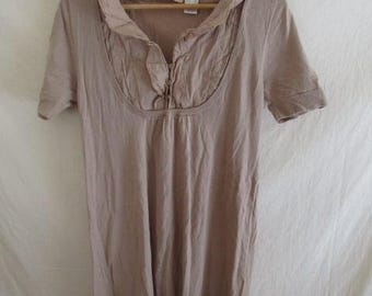Dress size 42 Brown BEL AIR to-66%