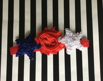 Fourth of July Star Headband