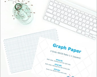 Garden Design Graph Paper graph paper | etsy