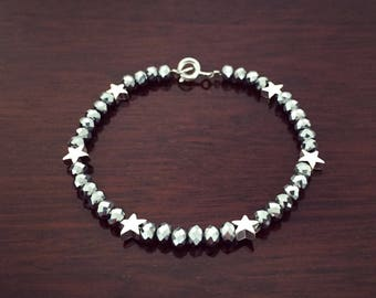 Bracelet beads and stars