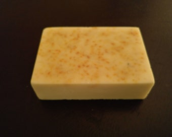 Lemon and Orange Goat Milk Soap