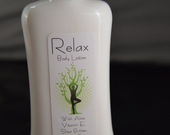 Relax Body Lotion