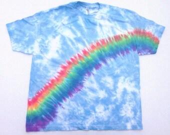 Rainbow TIE DYE Shirt Size 2X