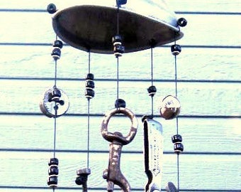 Auto Mechanic's Mobile or Perchance Wind Chime