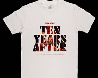 Ten Years After Goin' Home T-shirt