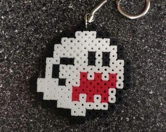Mario ghost keychain!