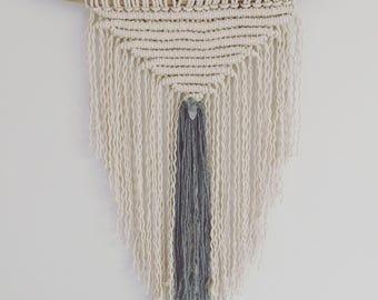 Althea macrame wall hanger
