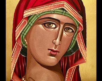 Icon - Queen of Heaven