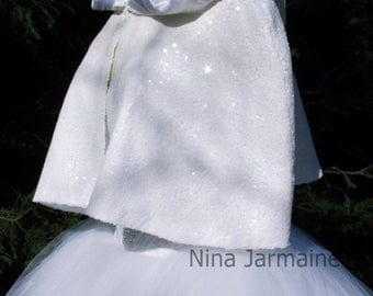 Cape - wedding cape - bridal cape - wedding cloak