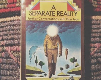 A Separate Reality: Further Conversations with Don Juan by Carlos Castaneda