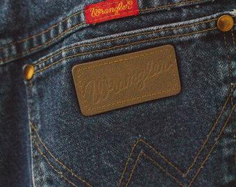 Vintage Women's Wrangler Jeans Size 13