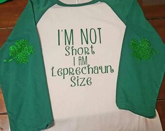 Irish Leprechaun Size