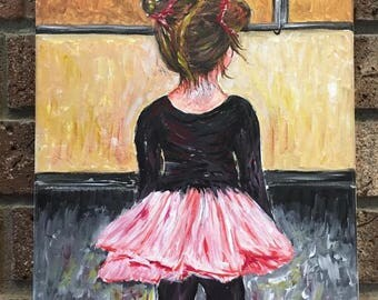 Session 6 - 2017 Summer Painting Workshop July 24th & 25th  for Tweens/Teens Subjects: 1.  Butterfly 2. Dancer