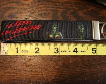 SALE - The Return of the Living Dead Fob/Chain Wristlet