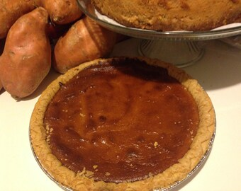 "Grandma's ""Best In the World"" Sweet Potato Pie"