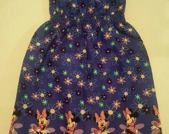 Minnie Mouse Summer Dress 2T -4T